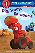 Step into Reading Step 1 : Dig, Scoop, Ka-boom! - Kool Skool The Bookstore