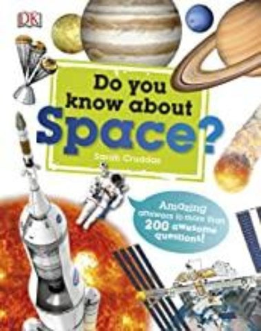 DK : Do You Know About Space? - Hardback - Kool Skool The Bookstore