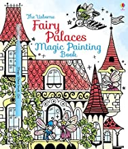Magic Painting Book : Fairy Palaces - Kool Skool The Bookstore