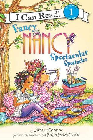 I Can Read Series Level 1 : FANCY NANCY SPECTACULAR SPECTACLES - Kool Skool The Bookstore