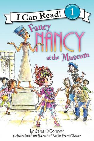 I Can Read Series Level 1 : FANCY NANCY AT THE MUSEUM - Kool Skool The Bookstore