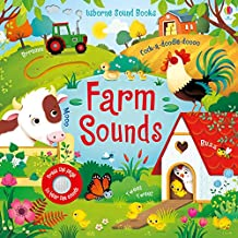 Usborne Farm Sounds - Kool Skool The Bookstore