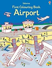First Colouring Book Airport - Kool Skool The Bookstore