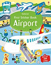First Sticker Book Airports - Kool Skool The Bookstore