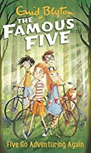 The Famous Five Series #2 : Five Go Adventuring Again - Kool Skool The Bookstore