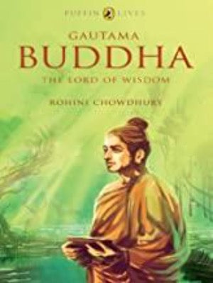 Puffin Lives : Gautama Buddha, The Lord of Wisdom - Paperback - Kool Skool The Bookstore