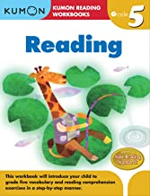 Kumon Workbook Reading Grade 5 - Kool Skool The Bookstore