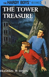 Hardy Boys 01 : The Tower Treasure - Kool Skool The Bookstore