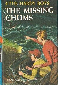 Hardy Boys 04 : The Missing Chums - Kool Skool The Bookstore