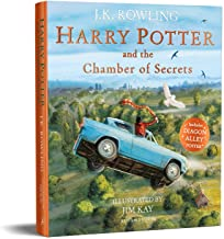 Harry Potter and the Chamber of Secrets : Illustrated Edition - Kool Skool The Bookstore
