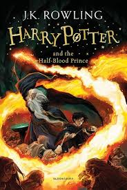 Harry Potter #6 : And The Half-Blood Prince - Kool Skool The Bookstore