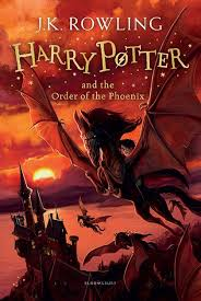 Harry Potter #5 : And The Order of the Phoenix - Kool Skool The Bookstore