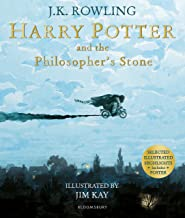 Harry Potter and The Philosopher's Stone : Illustrated Edition - Kool Skool The Bookstore