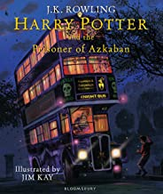 Harry Potter and The Prisoner of Azkaban : Illustrated Edition - Kool Skool The Bookstore