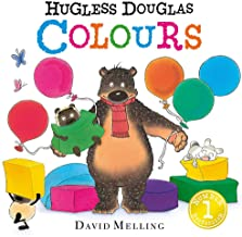 Hugless Douglas Colours (Board Book) - Kool Skool The Bookstore