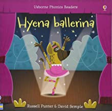 Usborne Phonics Readers : Hyena Ballerina - Kool Skool The Bookstore
