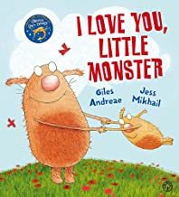 I Love You, Little Monster - Kool Skool The Bookstore