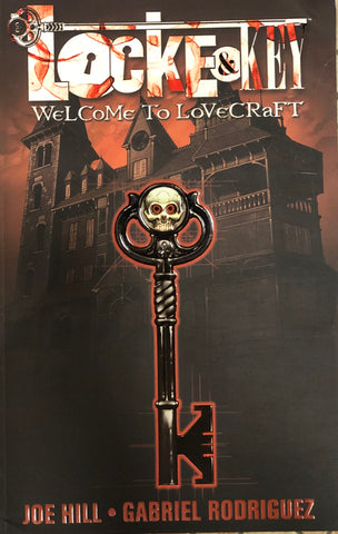 Locke & Key Shrink Wrap Set - Paperback