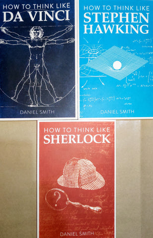 Daniel Smith Collection Set Of 3 Books - Paperback