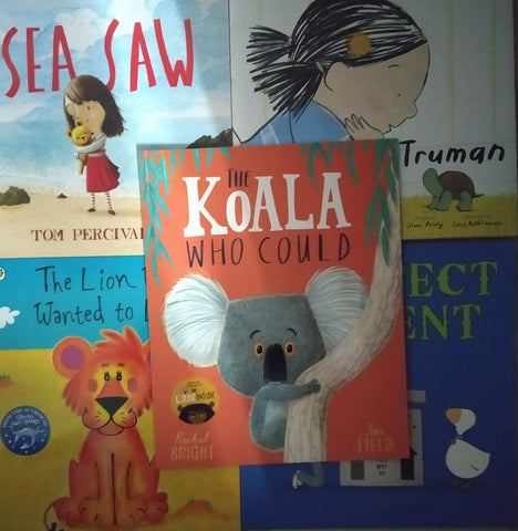 KoolSkool Recommends : Must-Read Picture Book Collection