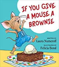 If You Give A Mouse a Brownie - Kool Skool The Bookstore