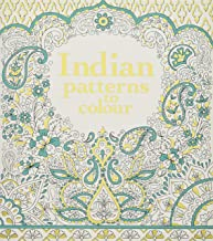 Indian Patterns to Colour - Kool Skool The Bookstore