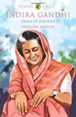 Puffin Lives : Indira Gandhi - Paperback - Kool Skool The Bookstore