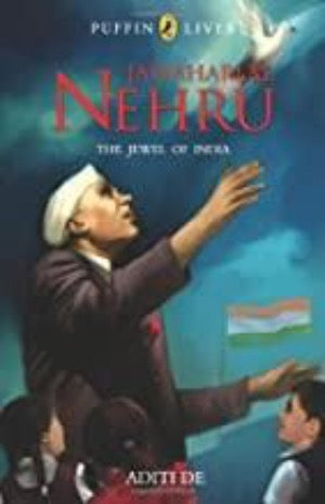 Puffin Lives : Jawaharlal Nehru - Paperback - Kool Skool The Bookstore