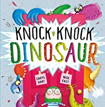 Knock Knock Dinosaur - Kool Skool The Bookstore