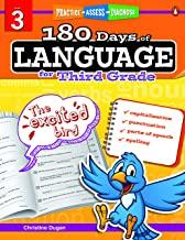 180 Days of : Language (Grade 3) - Kool Skool The Bookstore