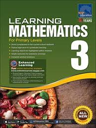 Sap Learning Mathematics Level 3 - Kool Skool The Bookstore