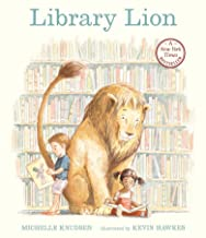 Library Lion - Kool Skool The Bookstore