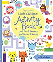 Usborne Little Children's Activity Book - Kool Skool The Bookstore