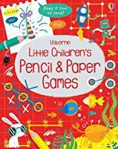 Usborne Little Children's Pencil and Paper Games - Kool Skool The Bookstore