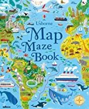 Usborne Map Mazes - Kool Skool The Bookstore