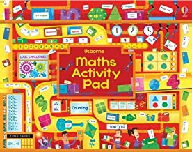 Usborne Maths Activity Pad - Kool Skool The Bookstore