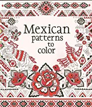 Mexican Patterns to Colour - Kool Skool The Bookstore