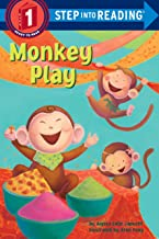 Step into Reading Step 1 :Monkey Play - Kool Skool The Bookstore