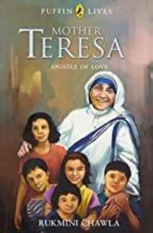 Puffin Lives : Mother Teresa: Apostle of Love - Paperback - Kool Skool The Bookstore