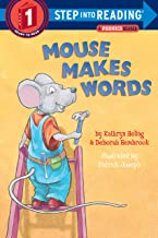 Step into Reading Step 1 : Mouse Makes Words - Kool Skool The Bookstore