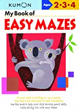 Kumon Workbooks : My Book of Easy Mazes (Ages 2.3.4) - Kool Skool The Bookstore