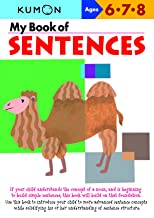 Kumon Workbook My Book of Sentences AGE 6.7.8 - Kool Skool The Bookstore