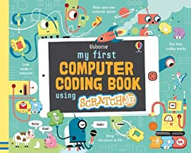 Usborne My First Computer Coding Book with ScratchJr - Kool Skool The Bookstore