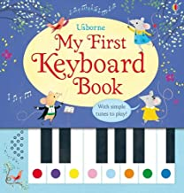 Usborne : My First Keyboard Book - Kool Skool The Bookstore