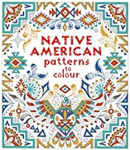 Native American Patterns To Colour - Kool Skool The Bookstore