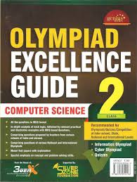 Olympiad Excellence Guide for Computer Science (Grade 2) - Kool Skool The Bookstore