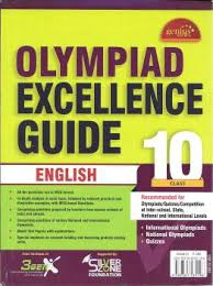 Olympiad Excellence Guide for English (Grade 10) - Kool Skool The Bookstore