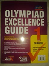 Olympiad Excellence Guide for English (Grade 1) - Kool Skool The Bookstore