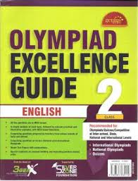 Olympiad Excellence Guide for English (Grade 2) - Kool Skool The Bookstore