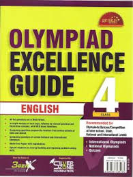 Olympiad Excellence Guide for English (Grade 4) - Kool Skool The Bookstore